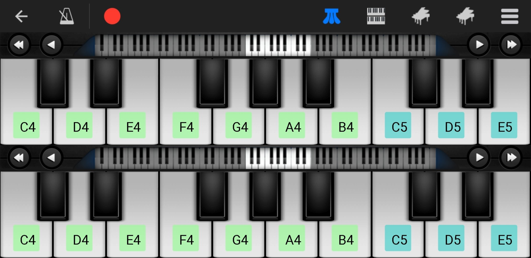 Free Perfect Piano Apk