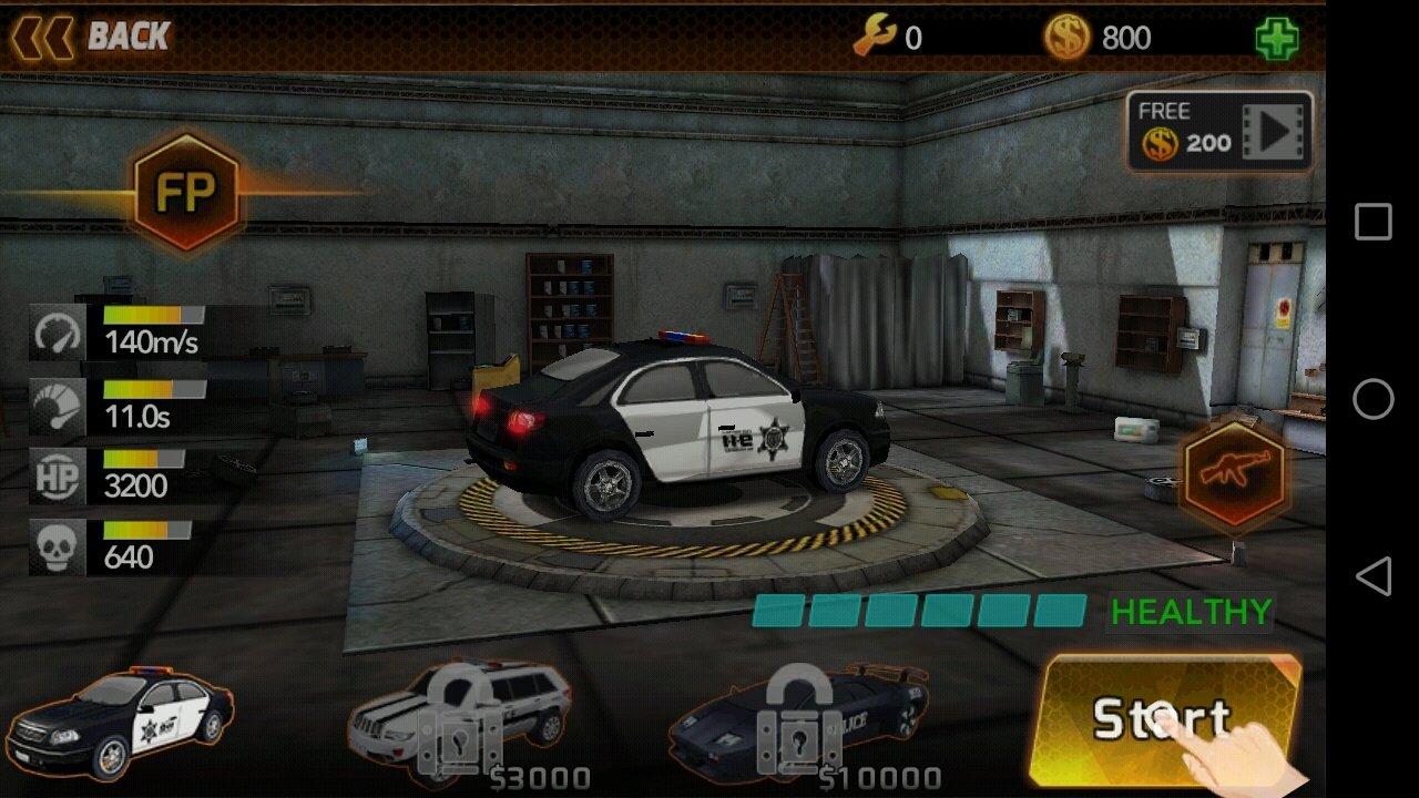 Persecucion Coche De Policia 1 0 4 Descargar Para Android Apk Gratis