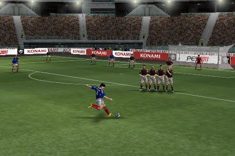 PES 2011 Android image 4