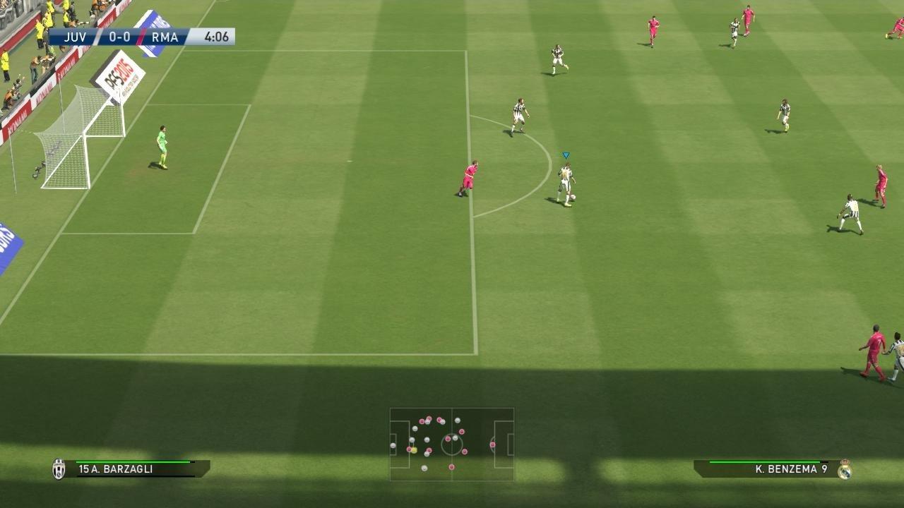 PES 2015 - Pro Evolution Soccer image 7
