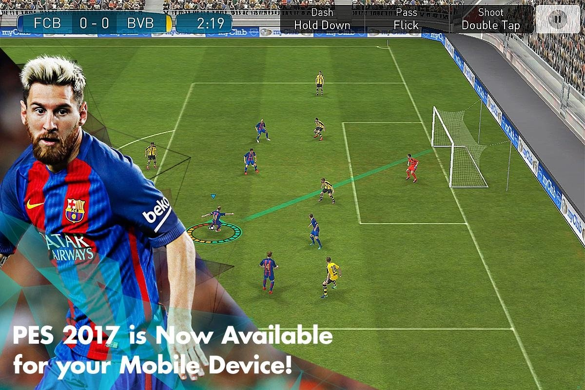 PES 2017 - Pro Evolution Soccer Android image 6