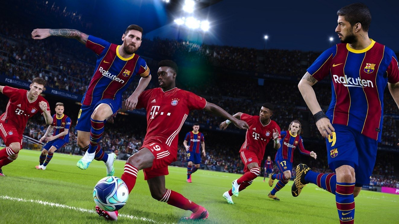 Pes 2021 Pro Evolution Soccer Download For Pc Free