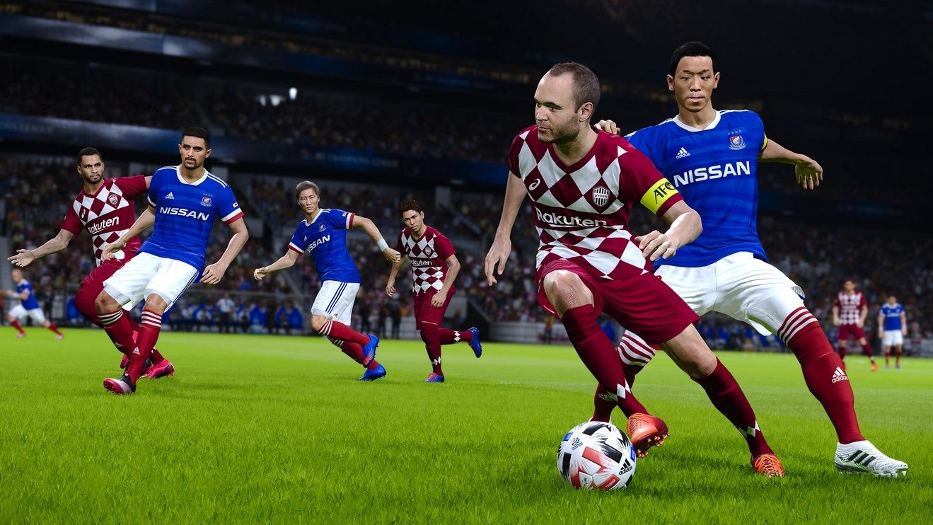 Free. Android. Téléchargez la dernière version de HintPro PES 2019 de Books & Reference Pour Android. HintPro  PES 2019 is a guide for playing of PES 2019 and also PES 2018 Experience your youth footballing dream by controlling the unbelievable players from the historical backdrop of...