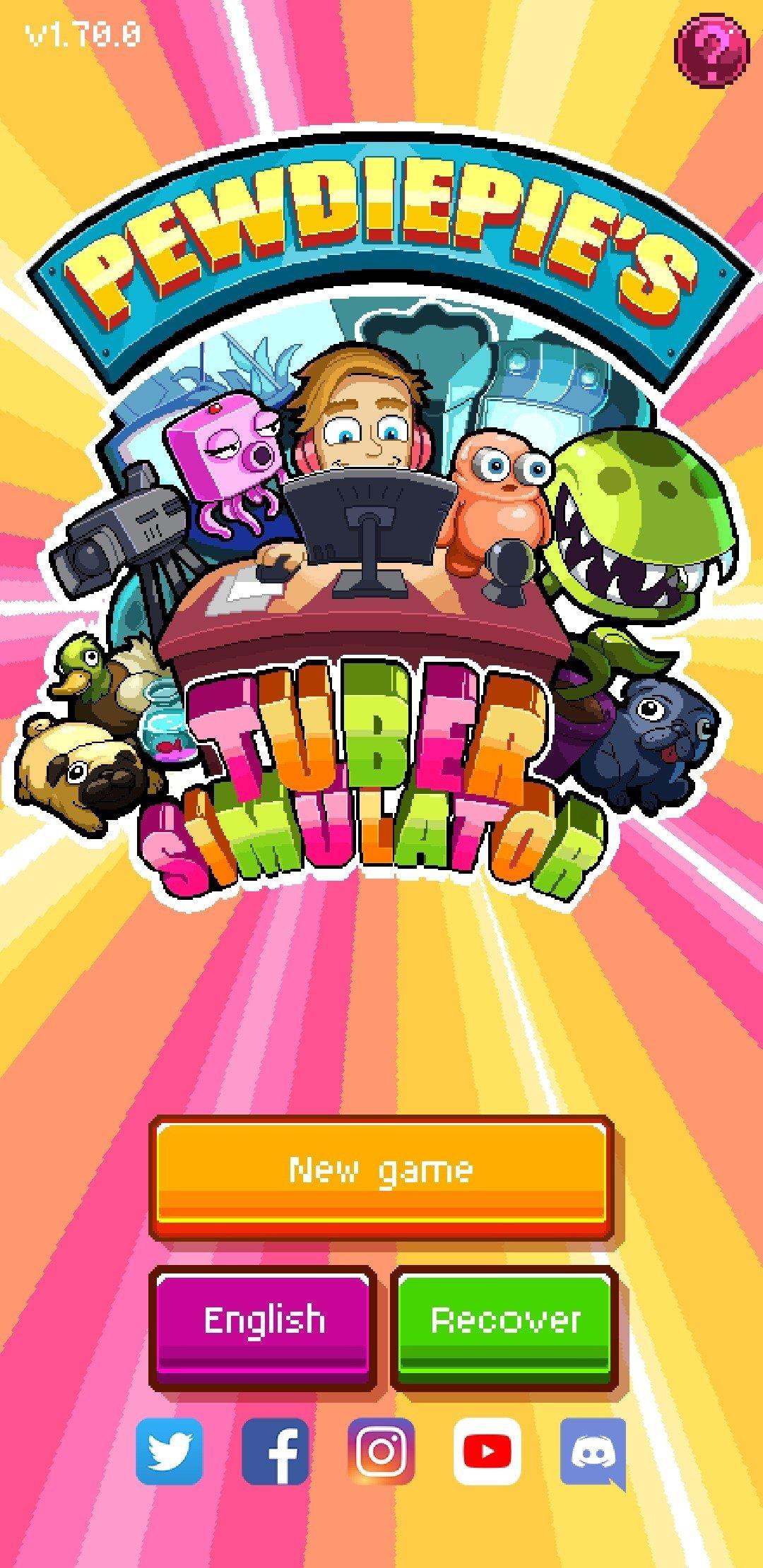 download pewdiepie s tuber simulator 1 22 0 android apk free