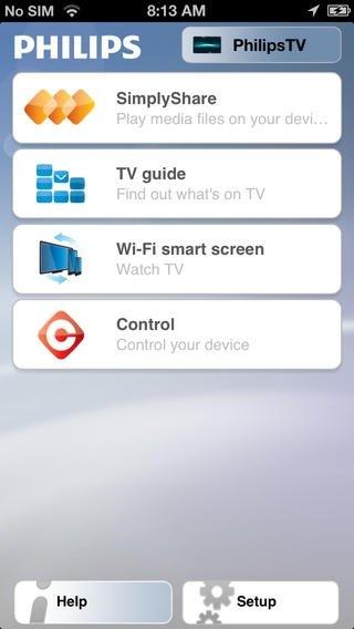 Philips MyRemote iPhone image 5