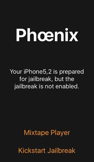 Phoenix Jailbreak - Download for iPhone Free