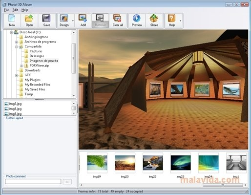 3D Album Bild 3 Thumbnail ...