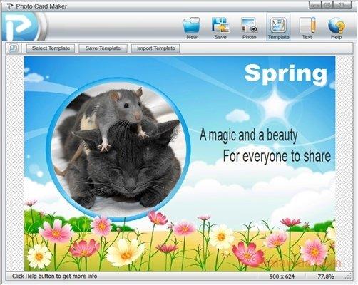 Photo Card Maker image 3