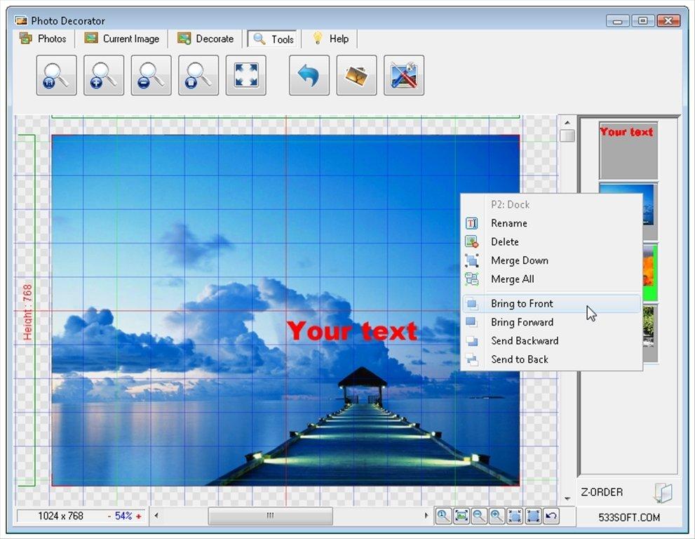 photo decorator image 5 thumbnail - Photo Decorator