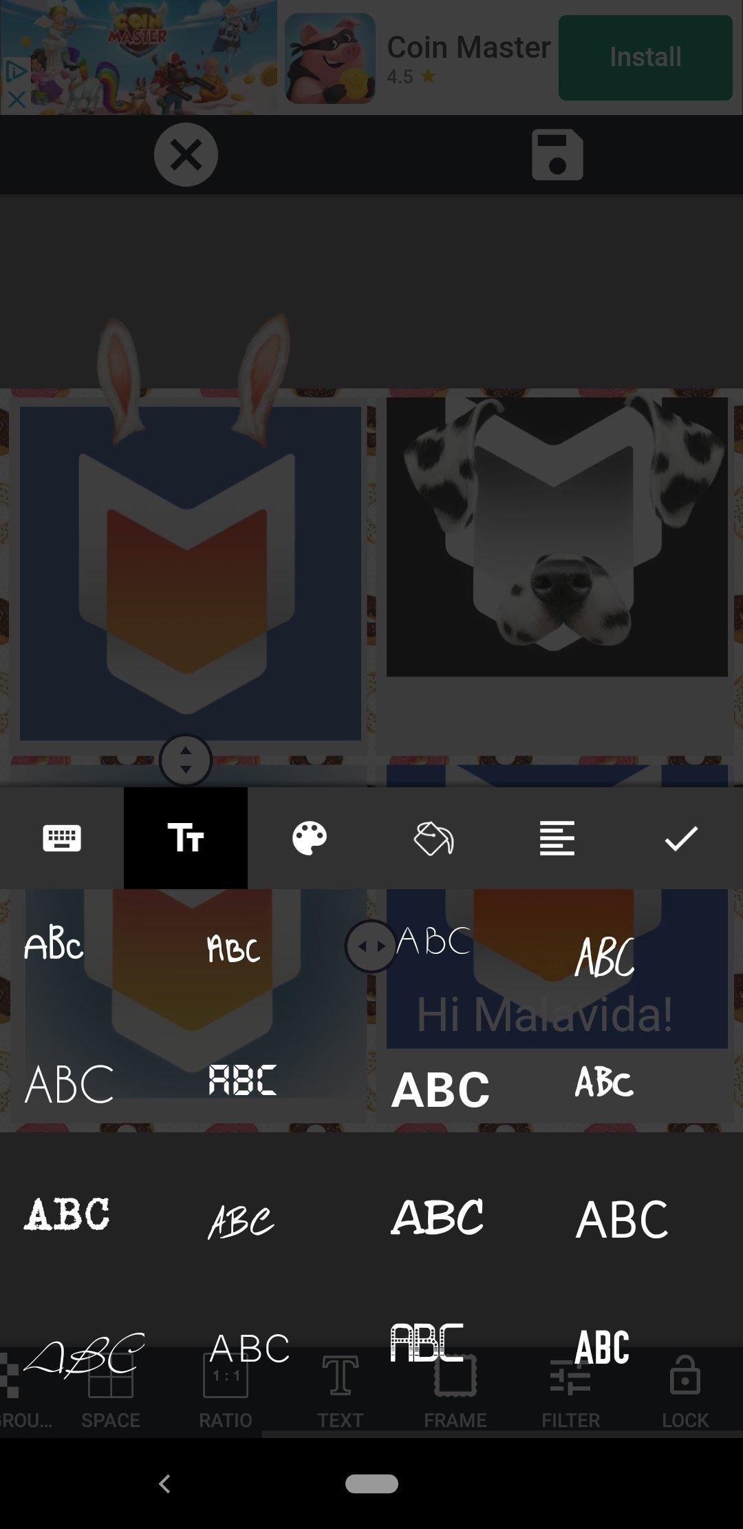 Descargar Foto Editor Collage Maker 1.3.7 para Android - APK Gratis ...