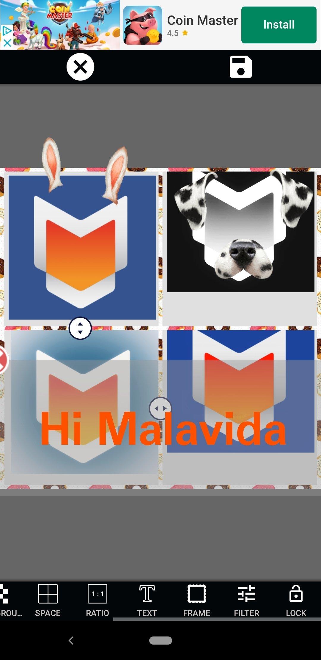 Photo editor collage maker apk app download