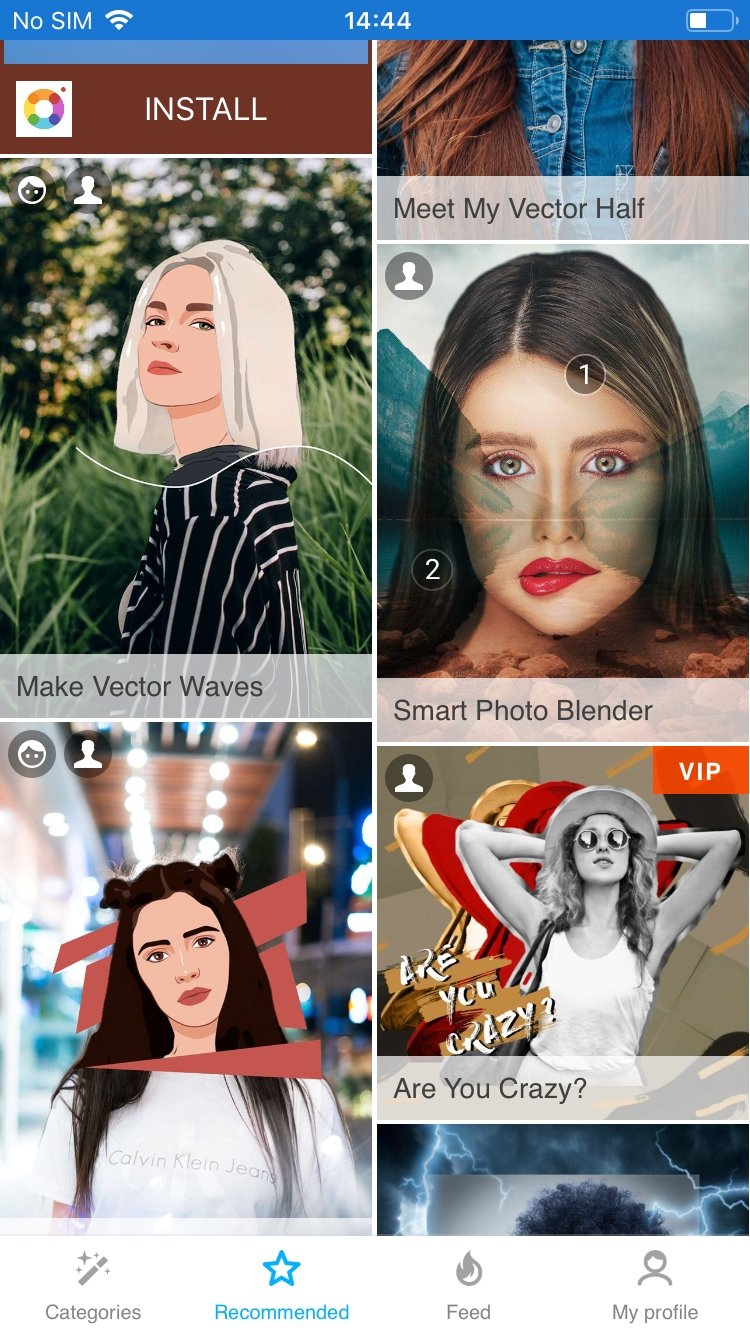 Photo Lab: Picture Editor, effects & fun face app - Download