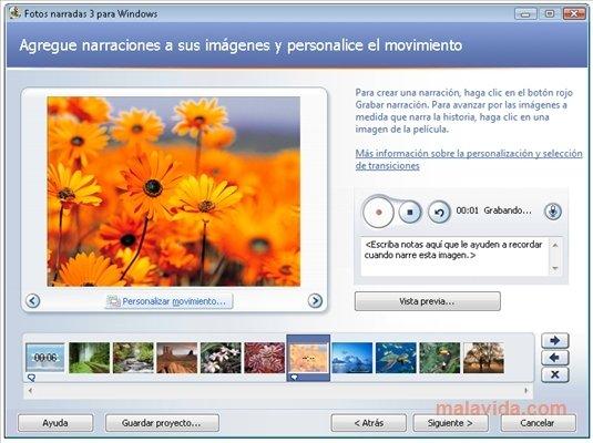 foto narradas 3 para windows descargar gratis