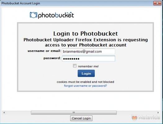 Photobucket Uploader image 3