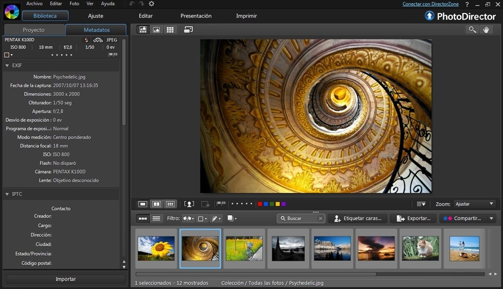 PhotoDirector 10 Essential - Download for PC Free
