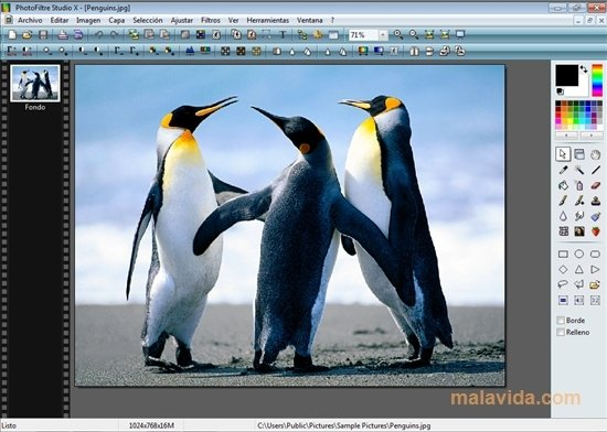 PhotoFiltre image 5