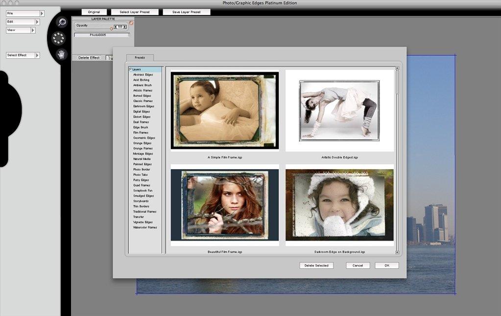 PhotoGraphic Edges Mac image 4
