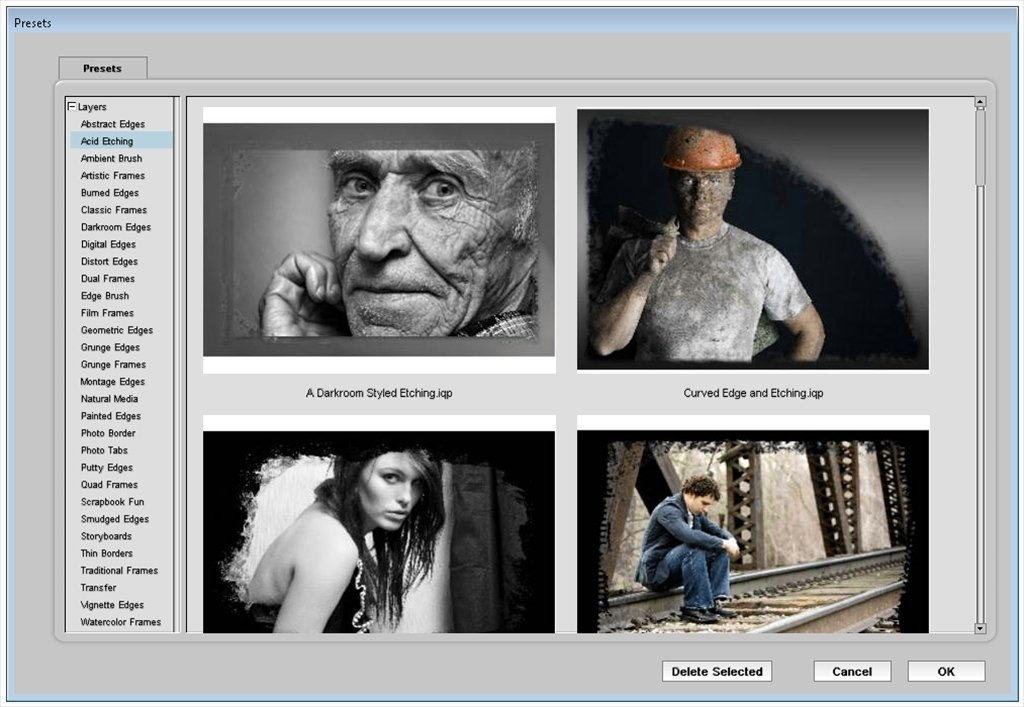 PhotoGraphic Edges 7.1 - Download für PC Kostenlos