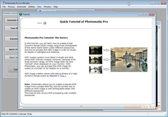 photomatix gratuit