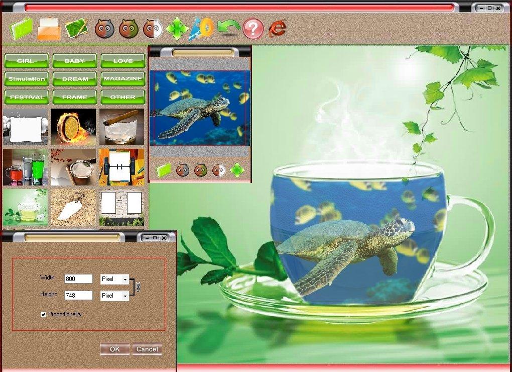 logiciel montage photoshine gratuit