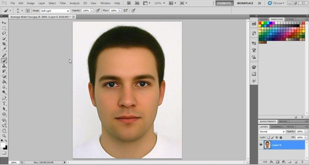 Photoshop Manga Effect Plugin