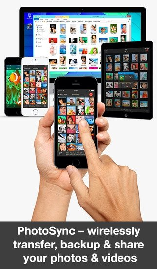 PhotoSync - Download for iPhone Free
