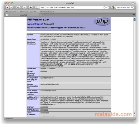PHP 7 3 5 - Download for Mac Free