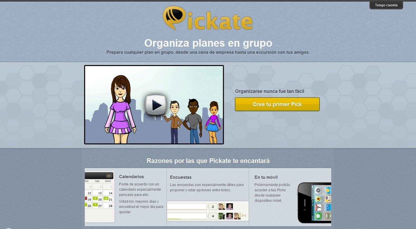 Pickate Webapps image 6
