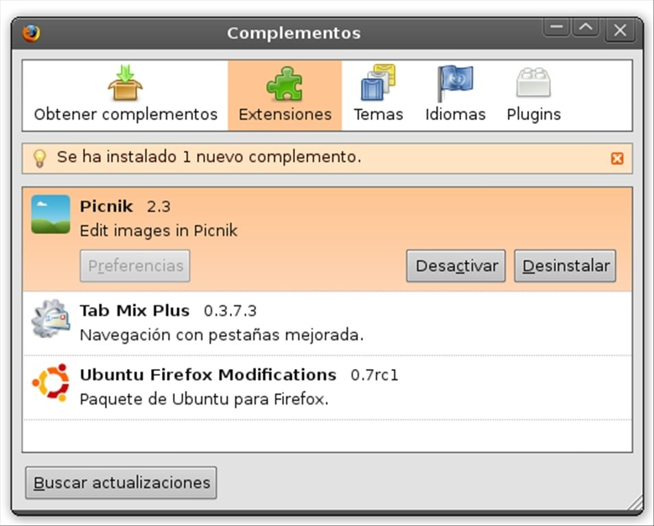 55f872e22790 Descargar programa picnic para editar fotos ubuntu