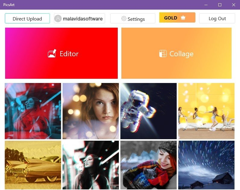 picsart filters for photoshop