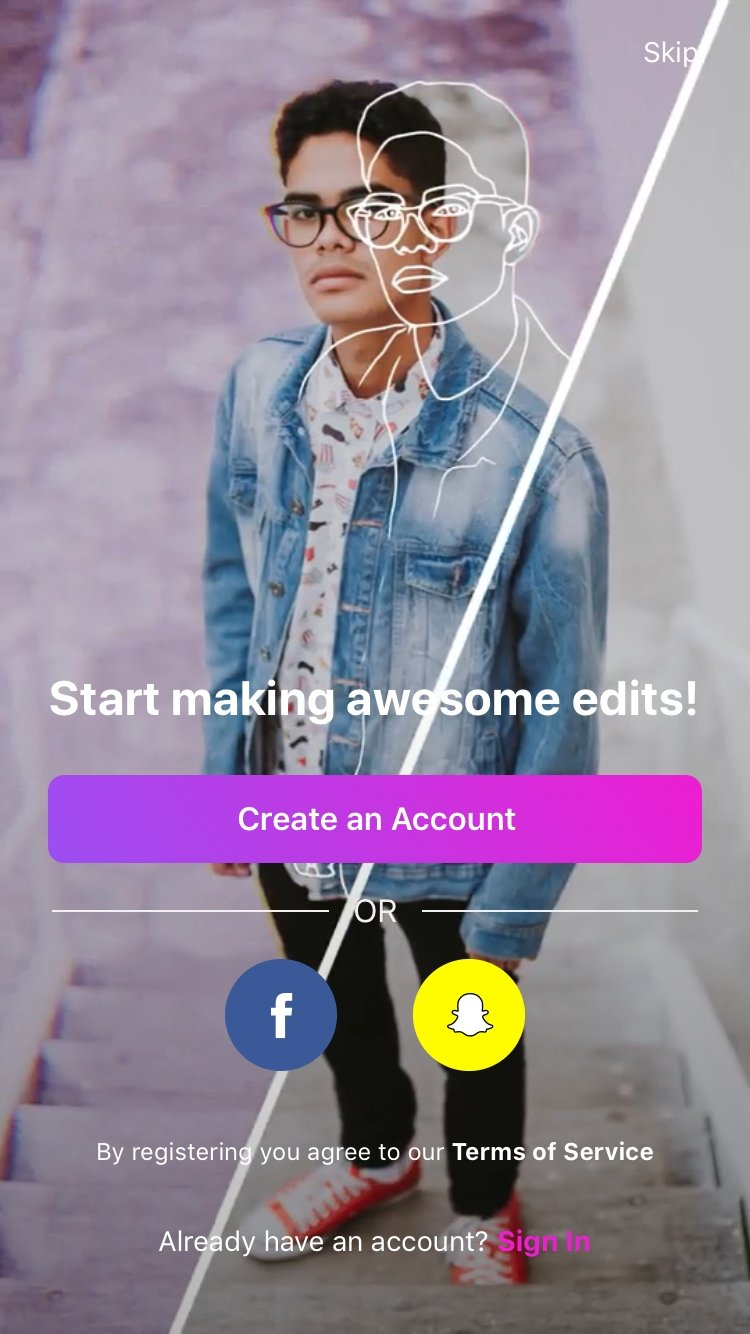 PicsArt Photo Studio - Picture Editor Collage Maker