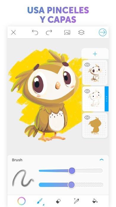 Descargar PicsArt Color Pintar 1.6 para iPhone - Gratis en Español