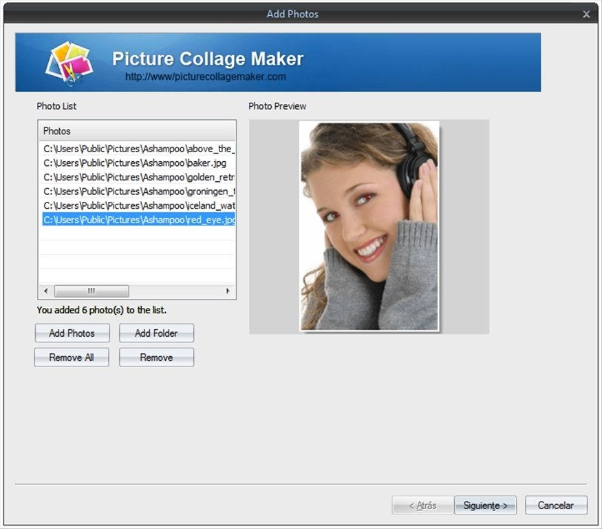 picture collage maker for pc free download