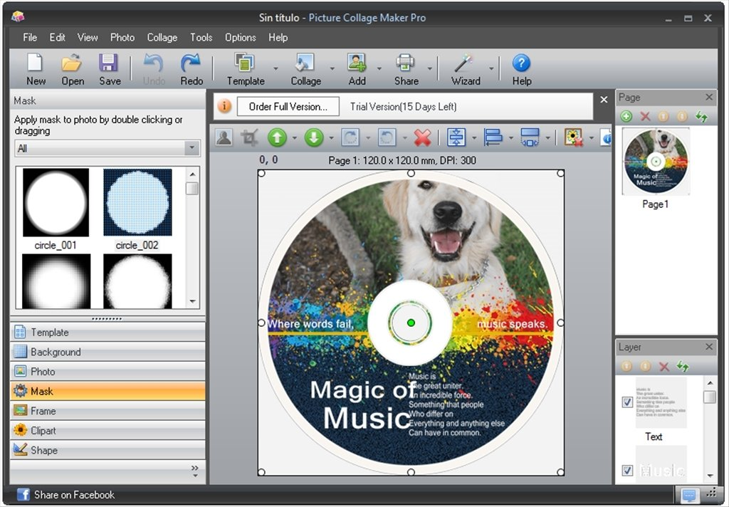 Picture Collage Maker 4 1 4 Pro - Download for PC Free