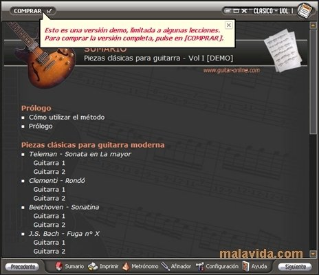 Classical Pieces for today's guitarist