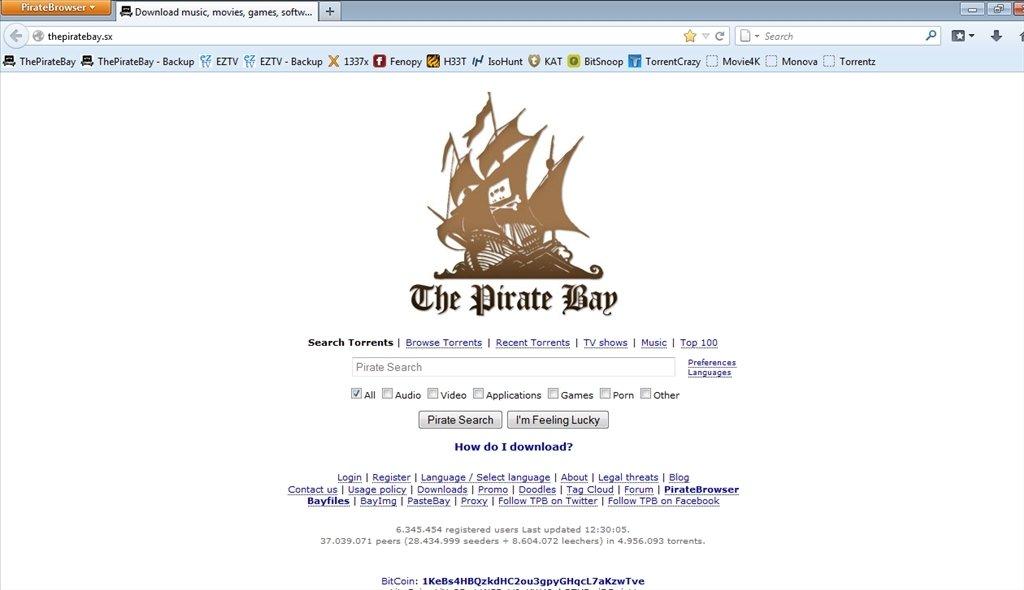 PirateBrowser image 5