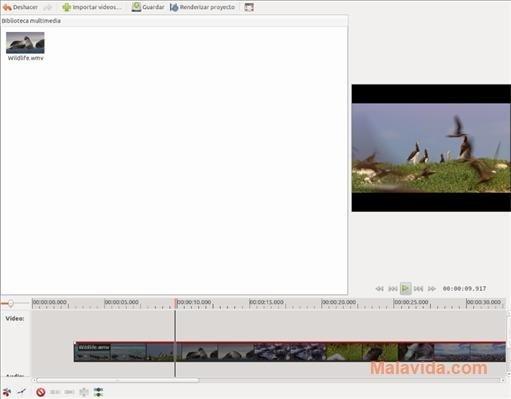 PiTiVi Linux image 5