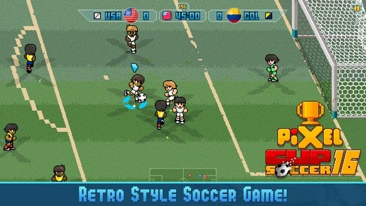Pixel Cup Soccer 16 iPhone image 5