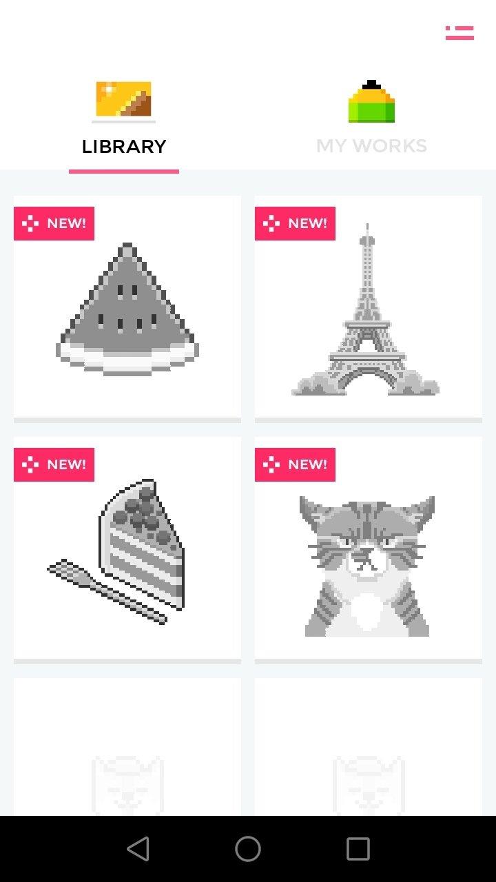 Descargar Pixel Doodle - Colorear por números 1.2.3 para Android ...