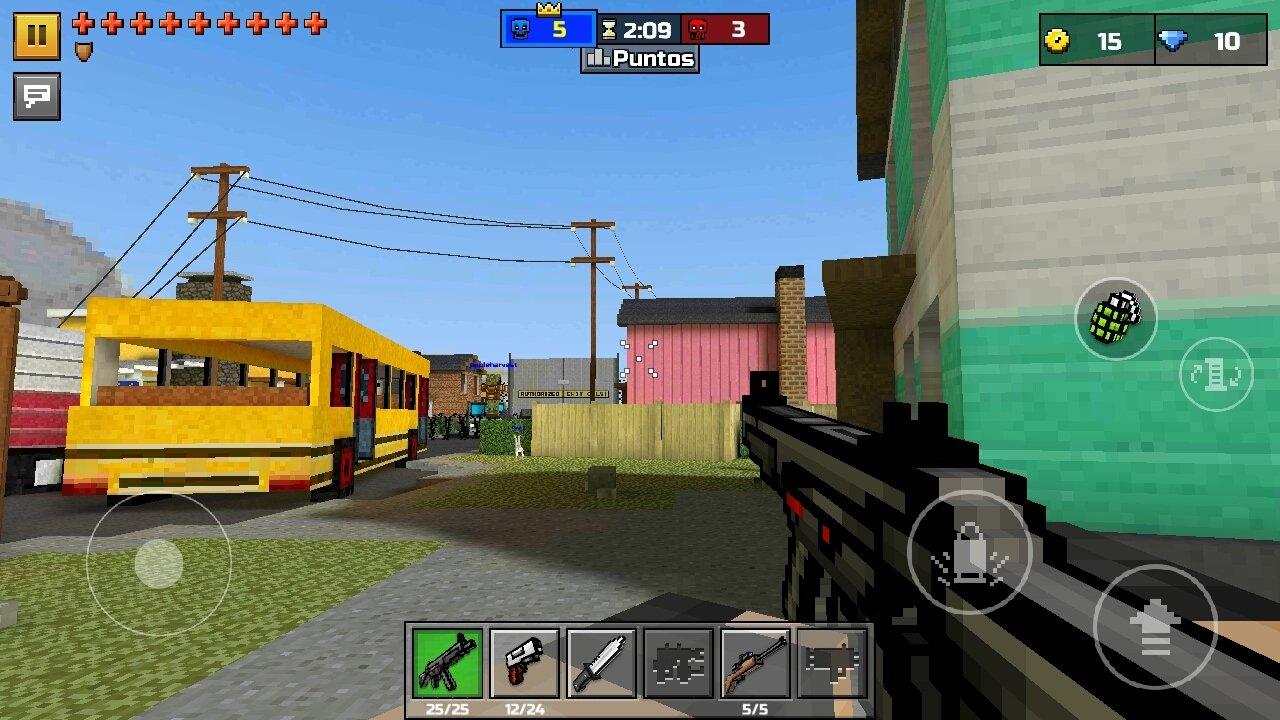 pixel gun 3d apk mod 16.0.1