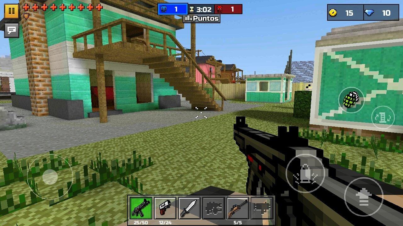 Descargar Pixel Gun 3D 13.5.3 Android
