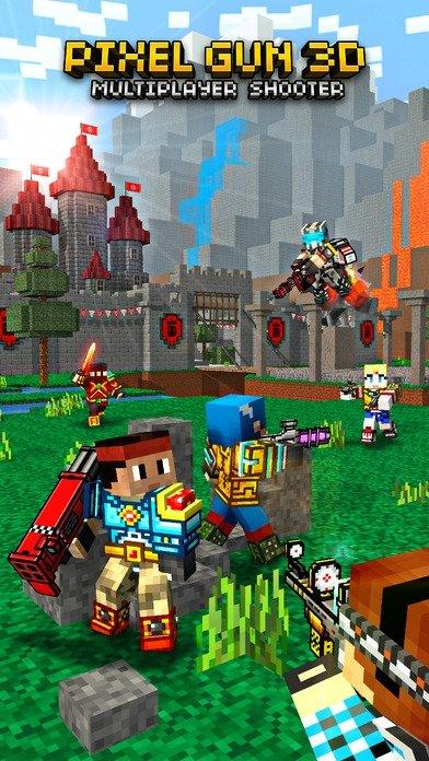 Pixel Gun 3D iPhone image 5
