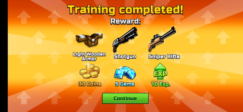 Gun download pixel app Pixel Gun