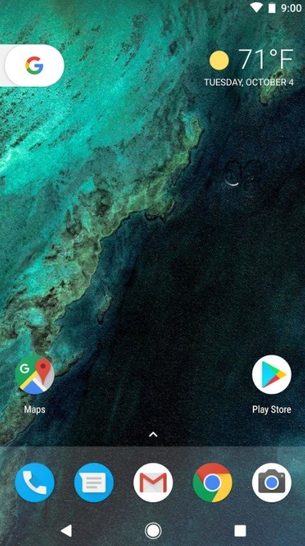 Pixel Launcher Android image 3