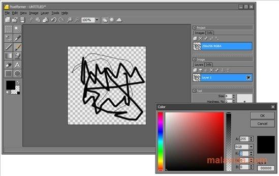 Pixelformer 0.9.6.3 rc3