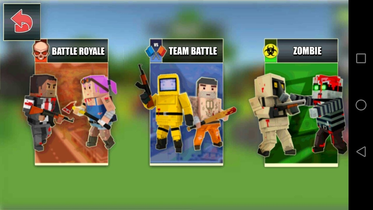 PIXEL'S UNKNOWN BATTLE GROUND 1 41 05 - Download for Android APK Free