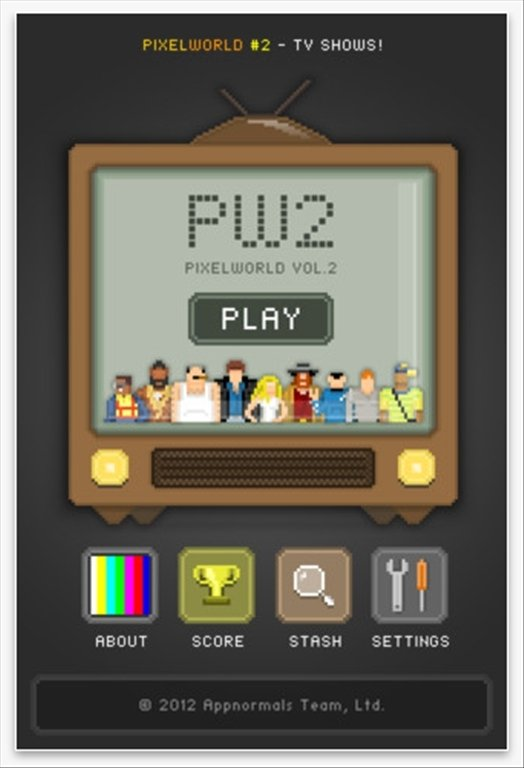 PixelWorld iPhone image 5