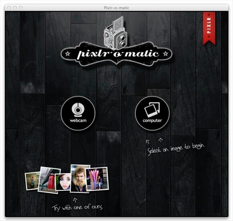 pixlr-o-matic for mac free download