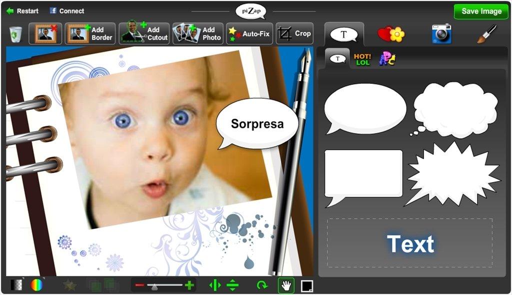 PiZap Webapps image 7