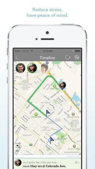 PlaceUs iPhone image 5